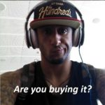Colin Kaepernick Would be a Terrible Salesman!
